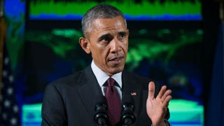 Illustration for article titled Obama: If You Cyberattack the US, We'll Sanction You