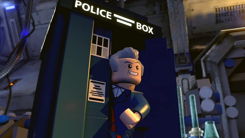 Illustration for article titled Two Classic Cartoon Secrets Discovered In LEGO Dimensions