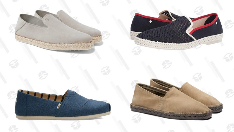 Illustration for article titled The Best Summer Espadrilles at Every Price Point