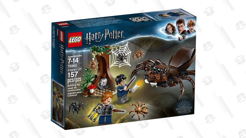 LEGO Harry Potter and the Chamber of Secrets Aragog's Lair | $9 | Amazon