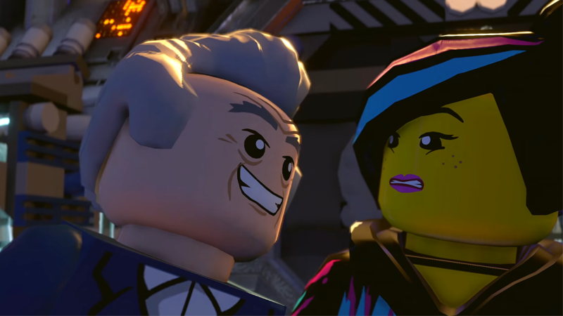 Illustration for article titled Doctor WhoMay Be Part of The Lego Movie 2