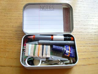 Illustration for article titled Take Your DIY Skills on the Go With An Altoids Tin Toolkit