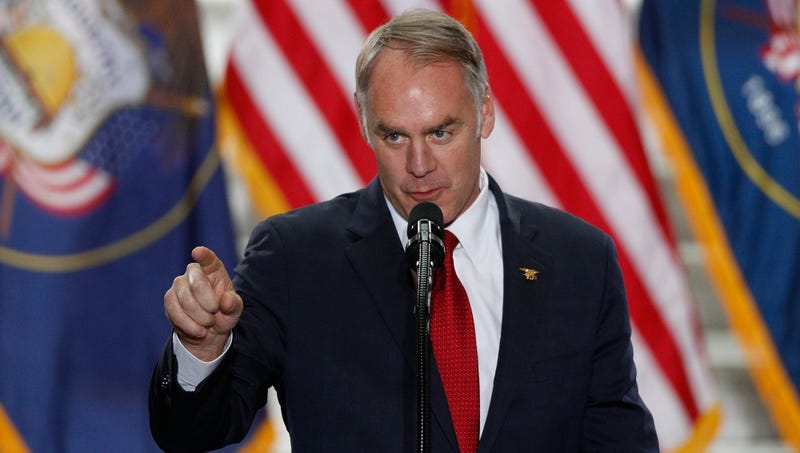 Illustration for article titled Ryan Zinke Comes Out In Support Of Controversial Wildfire