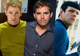Illustration for article titled Roberto Orci Will Make His Directing Debut With Star Trek 3