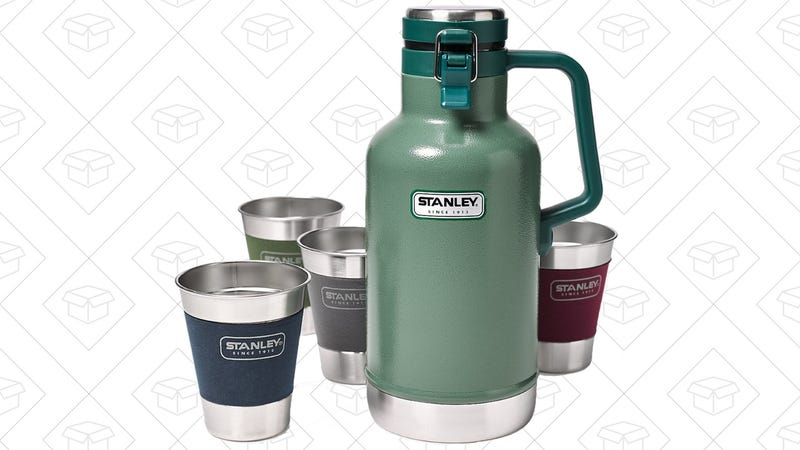 Stanley Growler Set, $40 with code LIGHTS