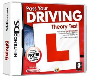 Illustration for article titled DS Can Help Brit Kids Pass Driving Test