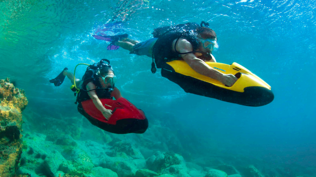 Canadian Man Used A James Bond-Style Submersible To Smuggle Drugs Into The U.S.