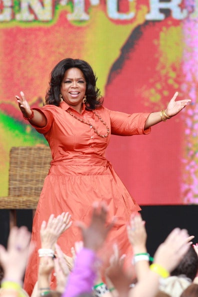 Oprah Winfrey will launch the OWN channel on New Year's Day.