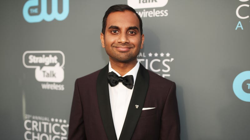 Illustration for article titled Aziz Ansari addresses sexual misconduct allegation on stage, hopes he's 'become a better person'