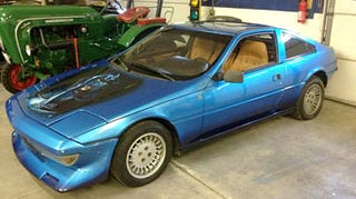 Illustration for article titled For $9,500, This 1983 Matra Murena Is The Cat's Pajamas