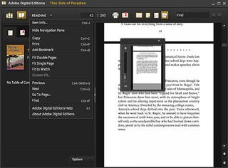 Illustration for article titled Adobe  Digital Editions 1.0 Released; Maybe eBooks Aren't Dead After All