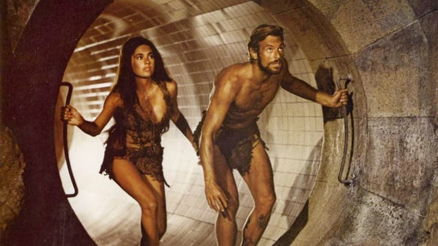 The One Good Scene in: Beneath the Planet of the Apes