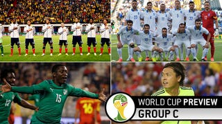 Illustration for article titled World Cup Group C Preview: Let's Be Honest, This Is A Crapshoot