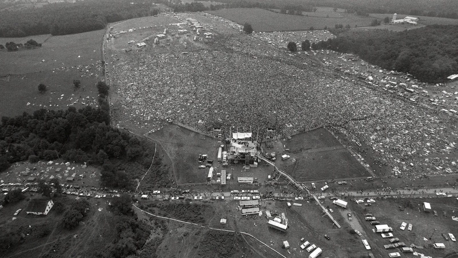 Woodstock 'Took on a Life of its Own,' Recent Archaeological Digs Reveal