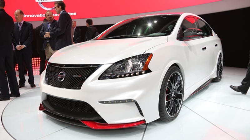 Ilration For Article Led Nissan Sentra Nismo Concept Is A You Actually Want