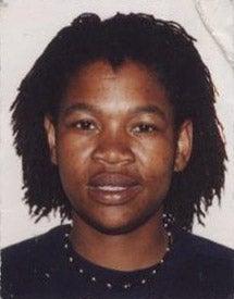 Eudy Simelane, murdered earlier this year.
