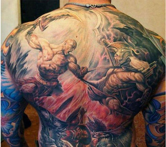 Tattoo Fails Lol