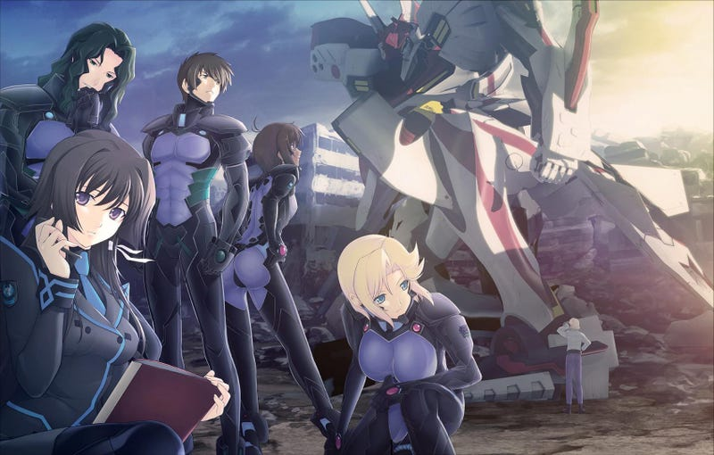 Illustration for article titled Muv-Luv Kickstarter Now Contains Physical Vita Copy