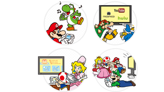 Illustration for article titled ​Let Nintendo Characters Show You What's Cool About the Wii U