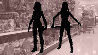 Illustration for article titled Marvel Has A Serious Problem Merchandising Its Female Characters