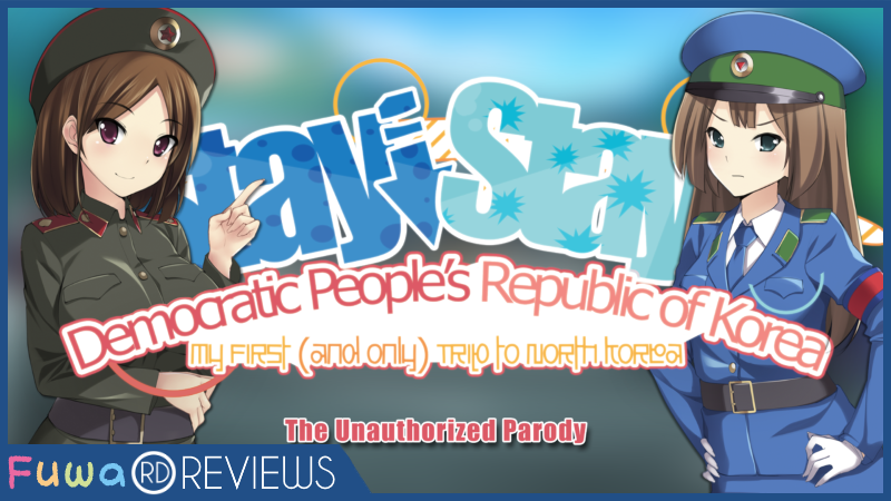 Illustration for article titled RockmanDash Reviews: Stay! Stay! Democratic People's Republic of Korea! [Visual Novel]