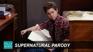 "Serenada would have liked this - ""Supernatural"" song parody"