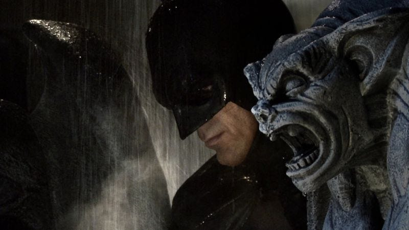 Illustration for article titled What do Batman fan films say about what we want from Batman?