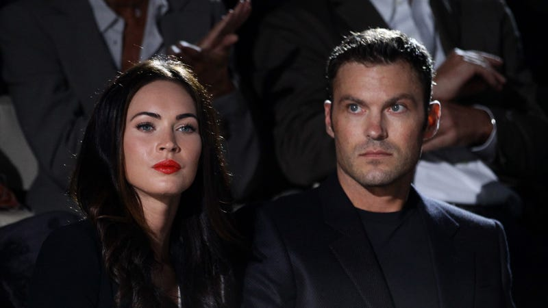 Illustration for article titled Megan Fox Has Filed for Divorce FromBrian Austin Green