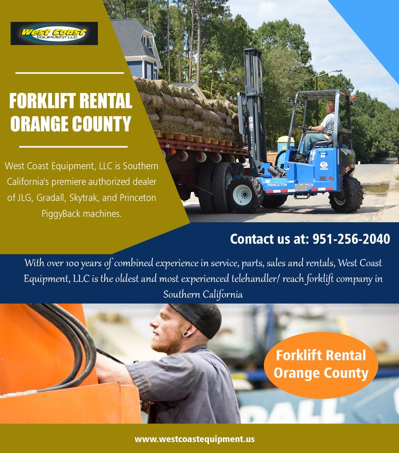Illustration for article titled Forklift Rental Orange County||westcoastequipment.us||1-9512562040
