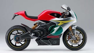 Illustration for article titled Honda Wants To Have An Electric Motorcycle On The Market By 2017