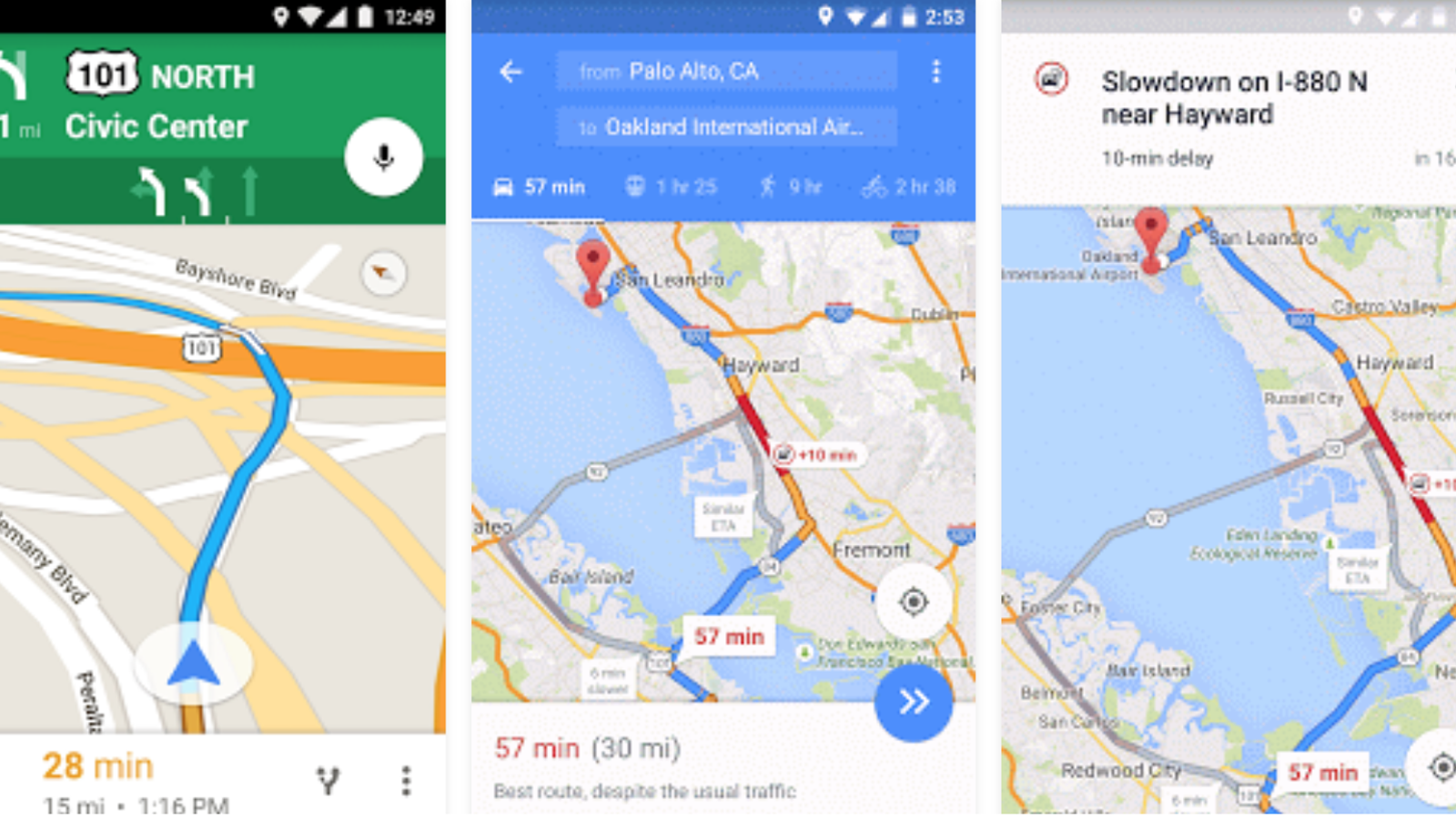 . google maps will now figure out your destination without asking