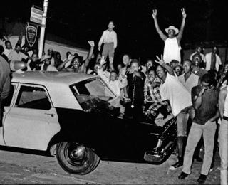 Watts rebellion, 1965The Associated Press