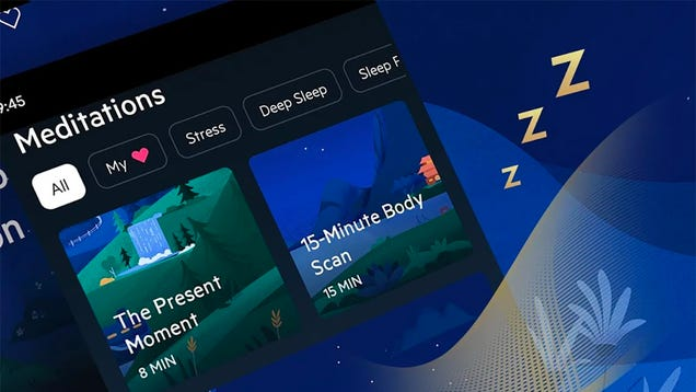 The Best Apps to Help You Get to Sleep
