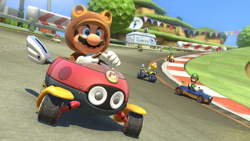 Illustration for article titled TAY Game Night:Mario Kart 8