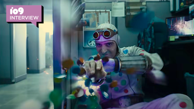 The Suicide Squad s Polka-Dot Man Has Absolutely Horrific Powers