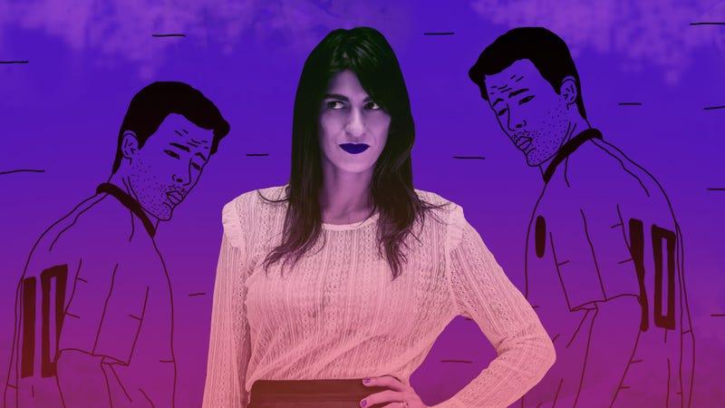 Illustration for article titled El infame manual del macho 😨 para ligar en macholandia