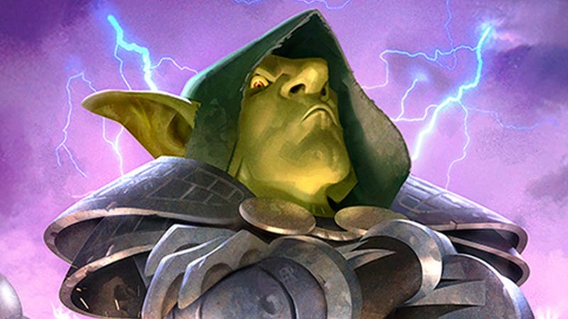Illustration for article titled Hearthstone's 'Best Card Ever' Really Isn't