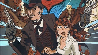 Illustration for article titled NBC orders pilot for Oni's supernatural western The Sixth Gun