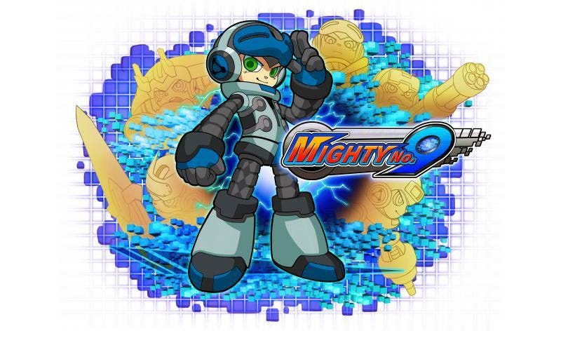 Illustration for article titled The Mighty No. 9 Kickstarter Release Got Messy