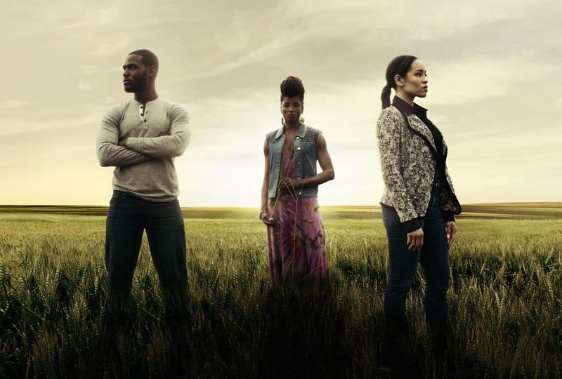 Kofi Siriboe, Rutina Wesley and Dawn-Lyen Gardner, cast members of OWN's Queen SugarAndrew Dosunmu © 2016 Warner Bros. Entertainment Inc./Courtesy of OWN