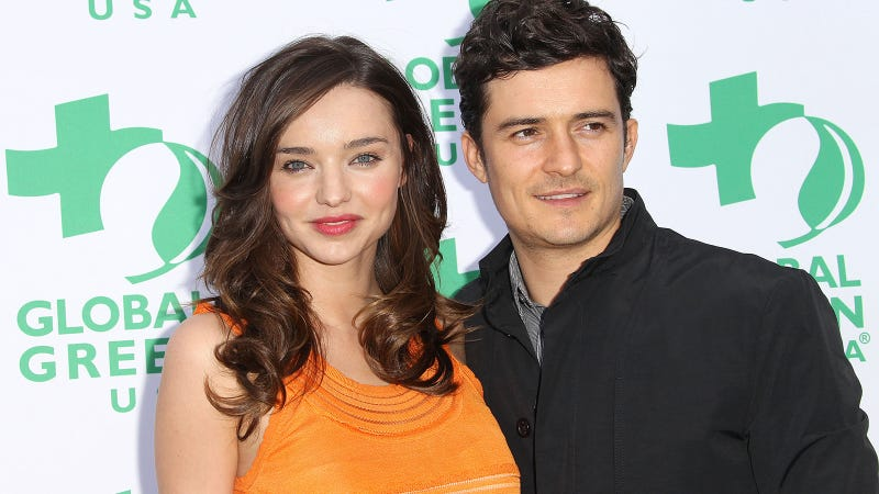 Miranda Kerr reveals Orlando Bloom warned her about the