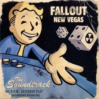 Illustration for article titled Modern Songs That Could Go In Fallout: New Vegas