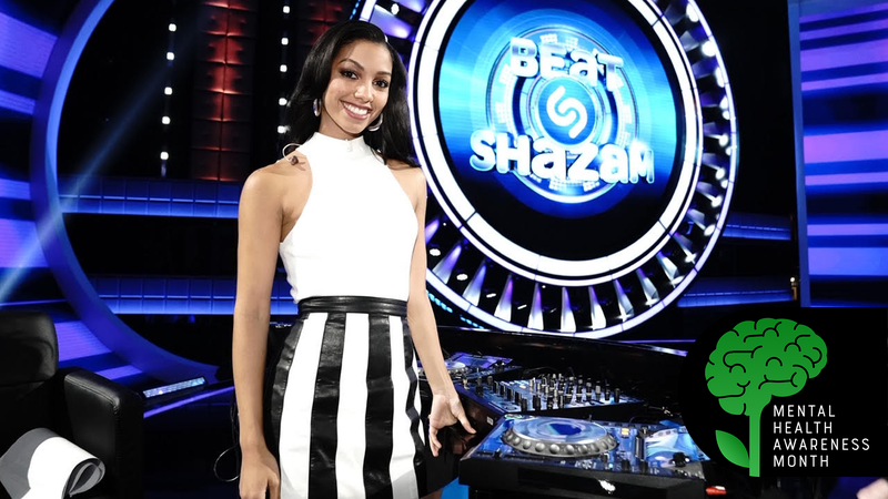 Illustration for article titled Corinne Foxx Gets Her Own Category on Beat Shazam and Talks Beating Her Anxiety, Too