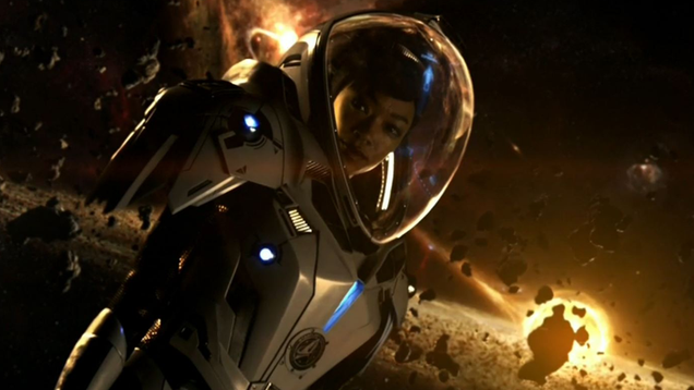 the first trailer for star trek discovery is here to boldly go to beautiful new worlds
