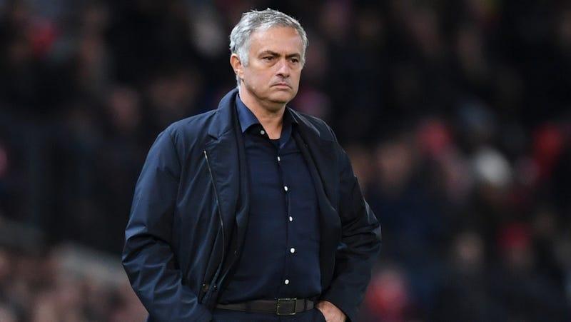 Illustration for article titled José Mourinho Is Cornered