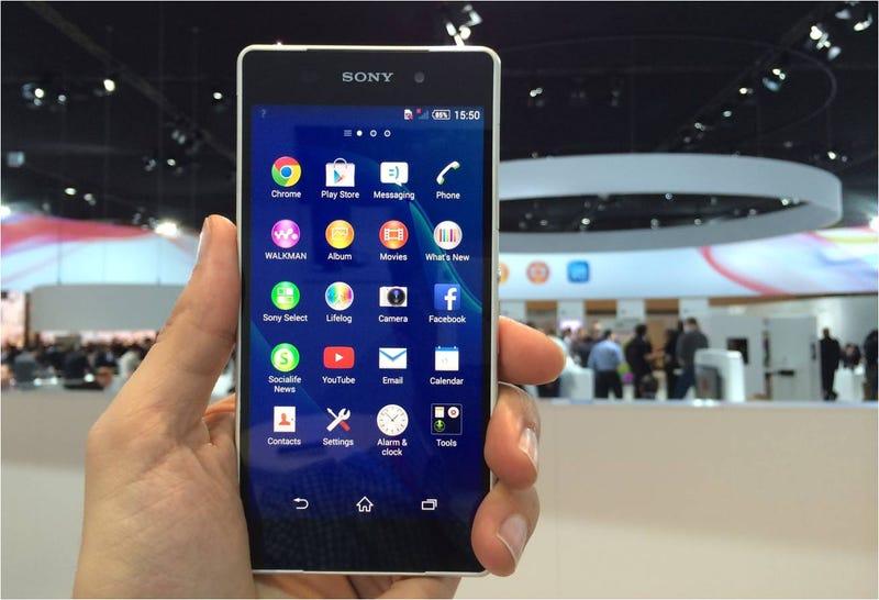 Illustration for article titled Probamos el nuevo Sony Xperia Z2: en busca de la perfección