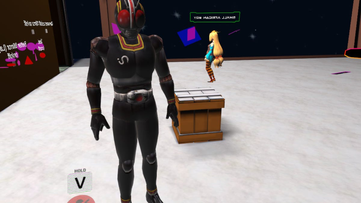 VRChat Is Not The Cyberpunk Future We Dreamed Of