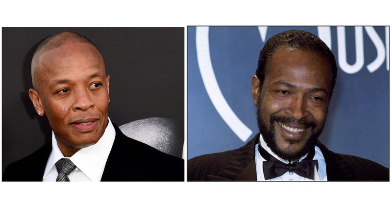 Dr. Dre; Marvin Gaye