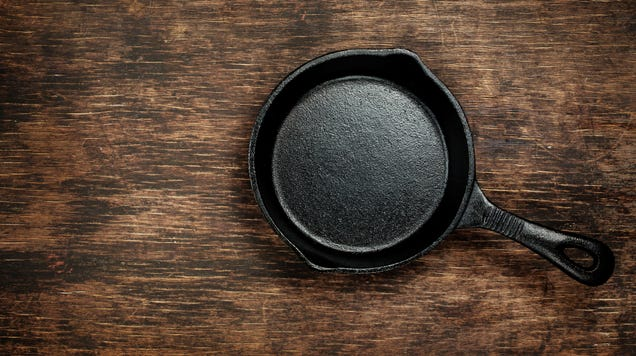 Rescue Your Cast Iron From Rust With Vinegar