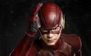Illustration for article titled The Flash Gets a New Costume